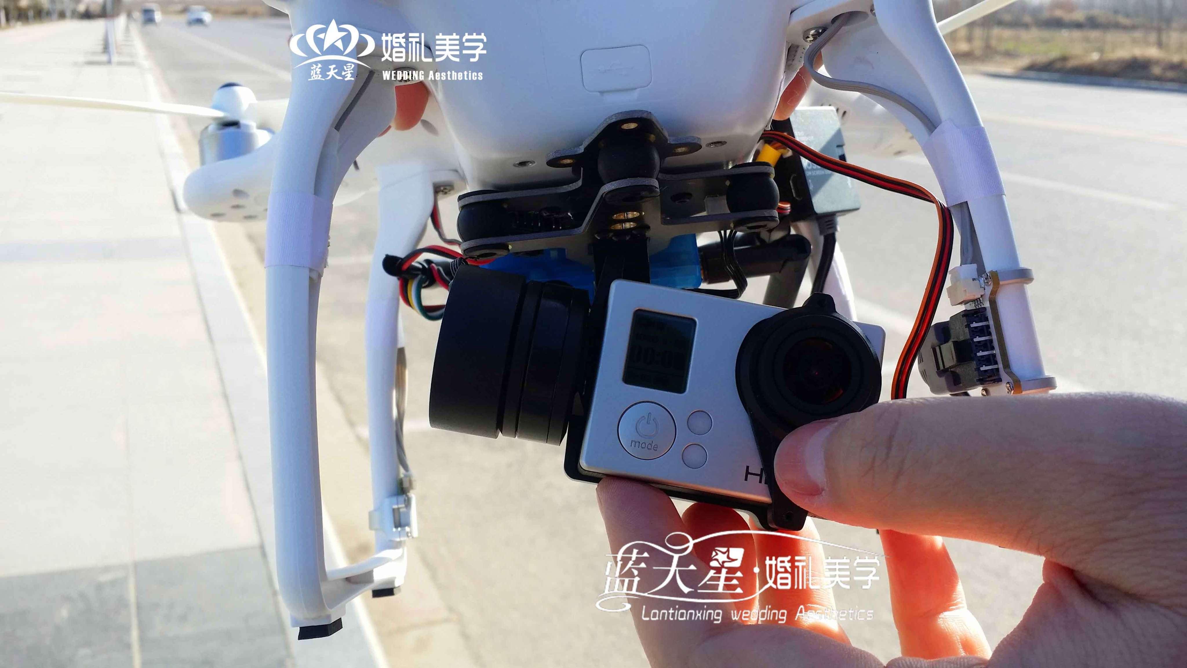 蓝天星拍摄设备-航拍摄像机