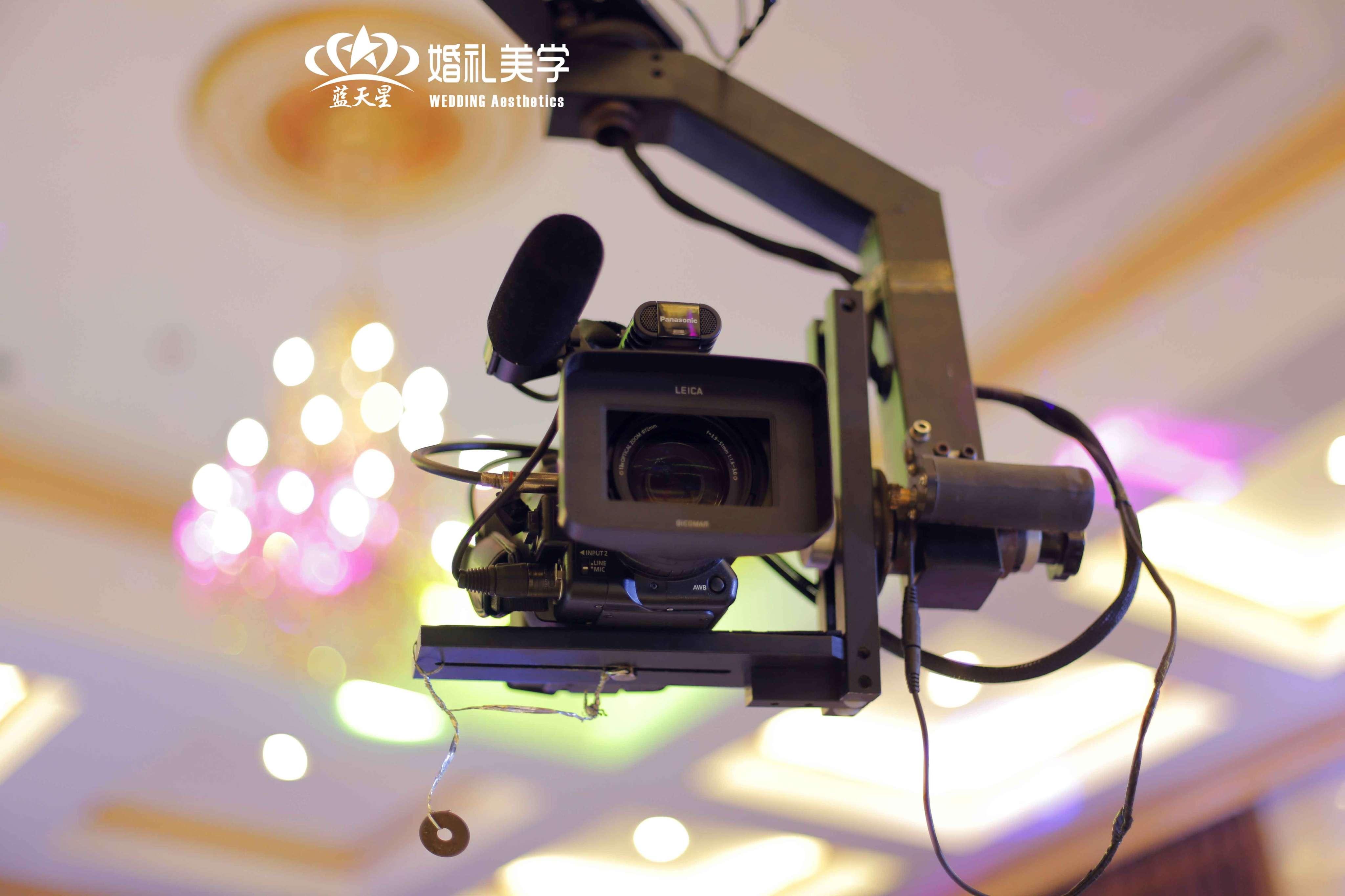 蓝天星拍摄设备-摇臂摄像机